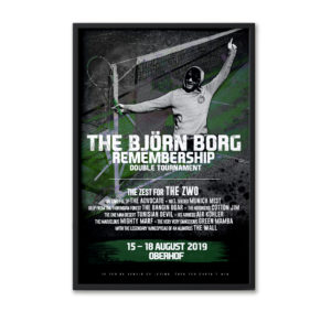 Björn Borg 2019 – Poster