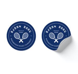 Björn Borg 2020 – Sticker