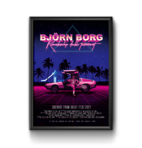 Björn Borg 2021 – Poster